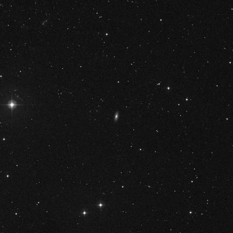 Image of NGC 4058 - Lenticular Galaxy in Virgo star