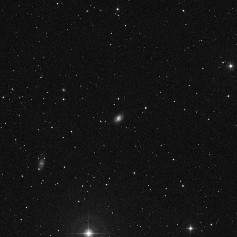 Image of NGC 4133 - Intermediate Spiral Galaxy star