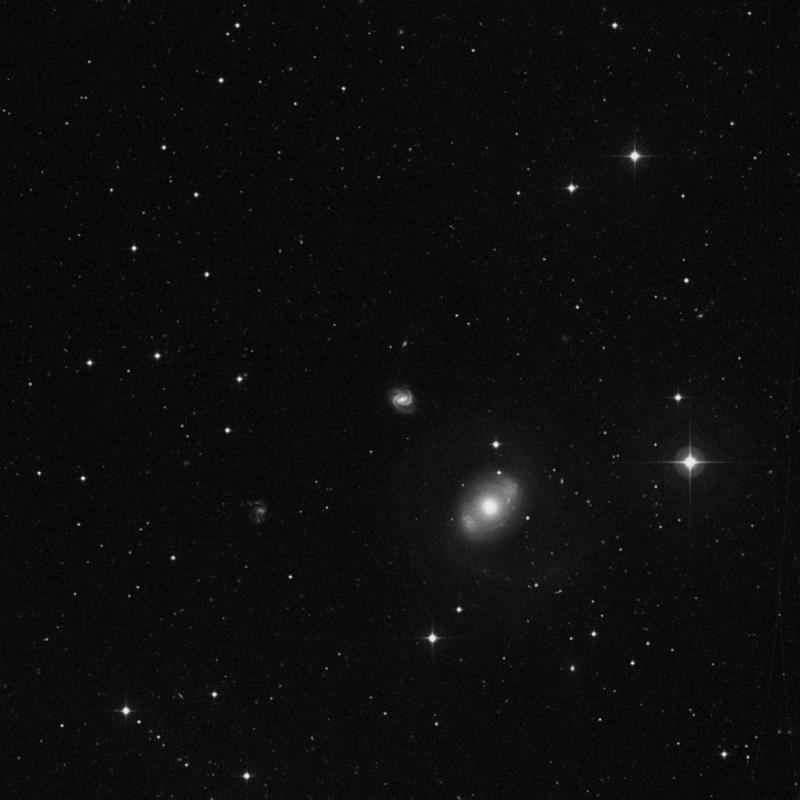Image of NGC 4156 - Spiral Galaxy in Canes Venatici star