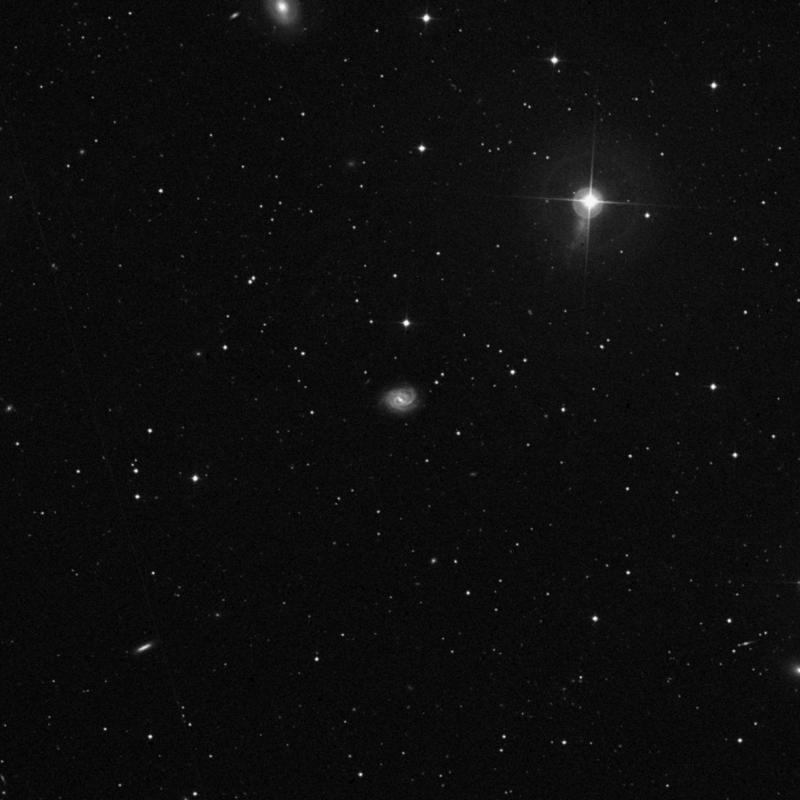 Image of NGC 4210 - Spiral Galaxy star