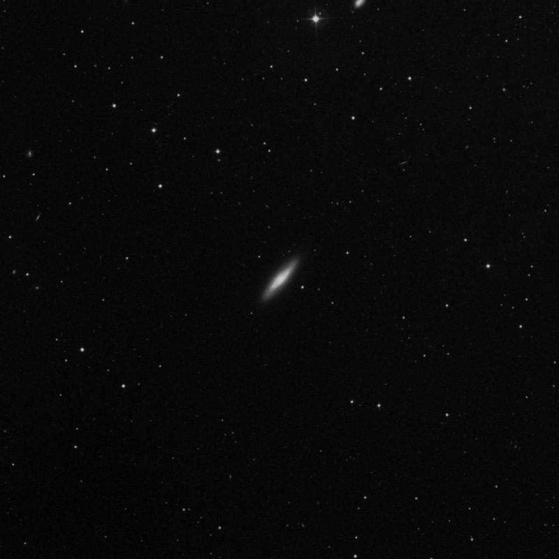 Image of NGC 4220 - Lenticular Galaxy in Canes Venatici star