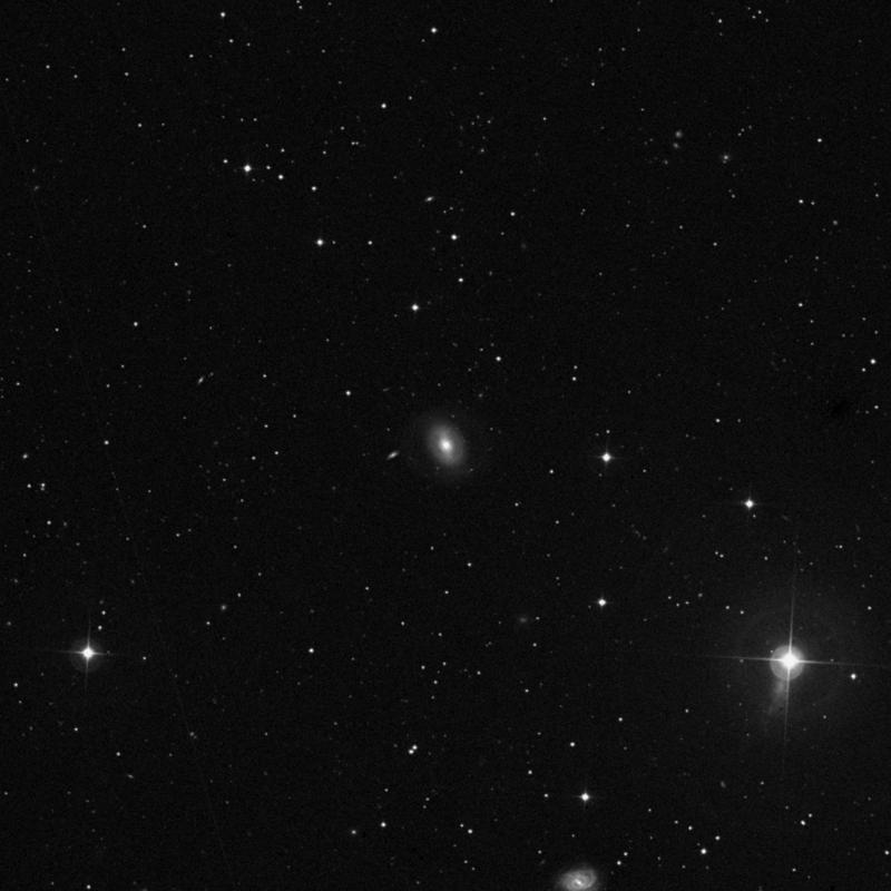 Image of NGC 4221 - Lenticular Galaxy star