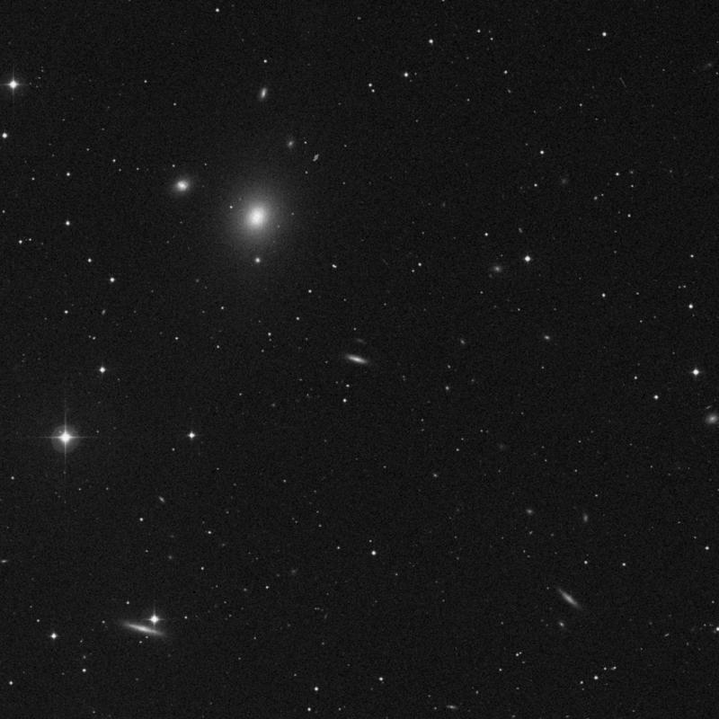 Image of NGC 4257 - Spiral Galaxy star