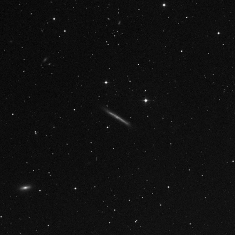 Image of NGC 4330 - Spiral Galaxy star