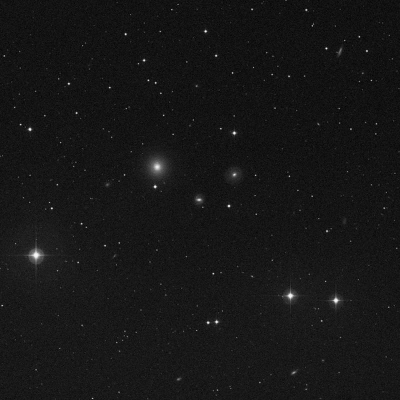 Image of NGC 4333 - Barred Spiral Galaxy star