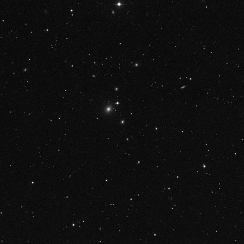 Image of NGC 4360B - Spiral (?) Galaxy star