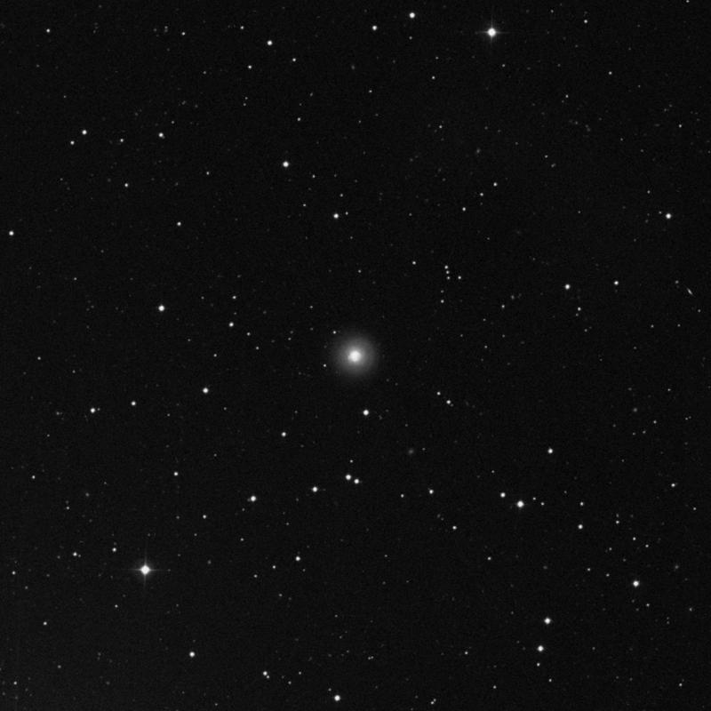 Image of NGC 4369 - Barred Spiral Galaxy in Canes Venatici star