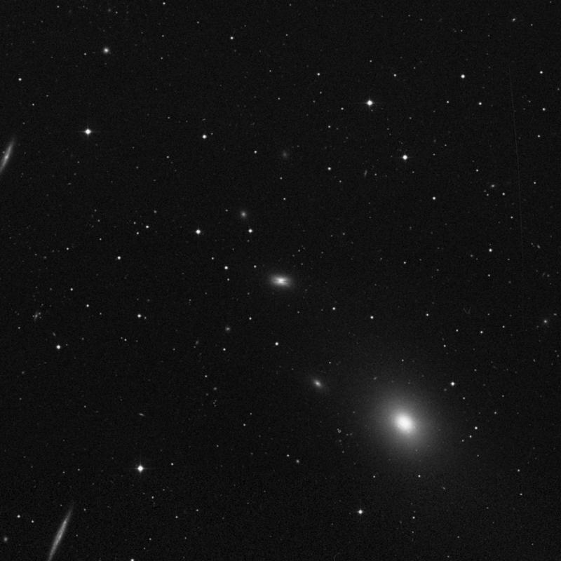Image of NGC 4370 - Barred Spiral Galaxy star