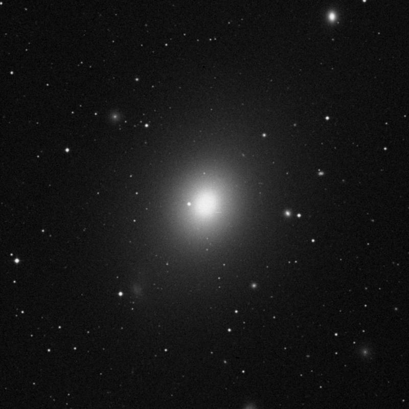 Image of Messier 49 - Elliptical Galaxy star
