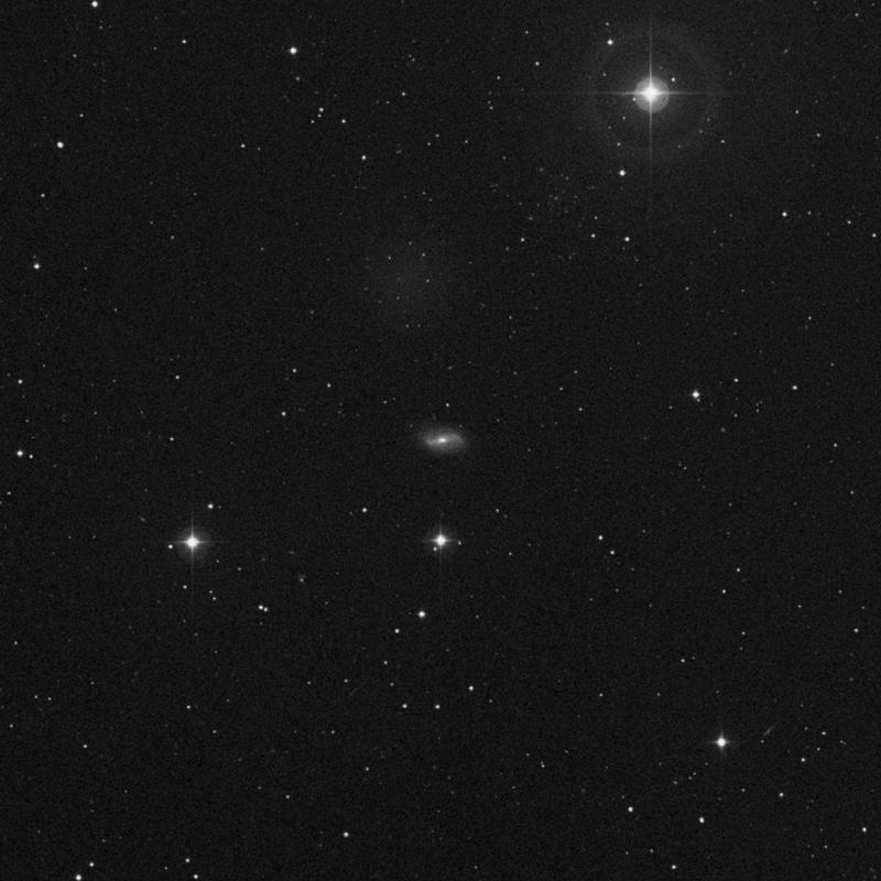 Image of NGC 4385 - Lenticular Galaxy star