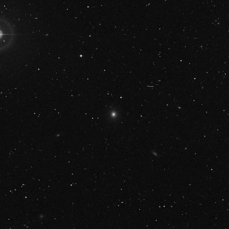 Image of NGC 4415 - Lenticular Galaxy in Virgo star
