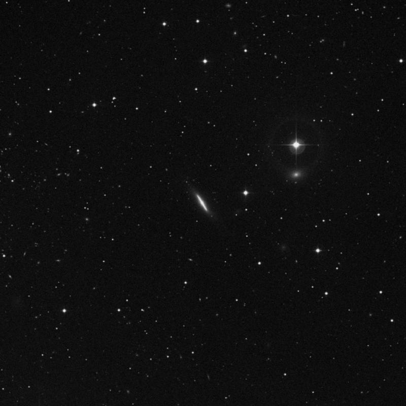Image of NGC 4452 - Lenticular Galaxy star