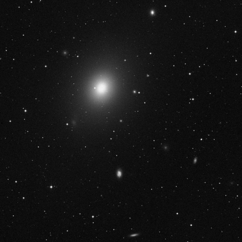 Image of NGC 4471 - Elliptical Galaxy star