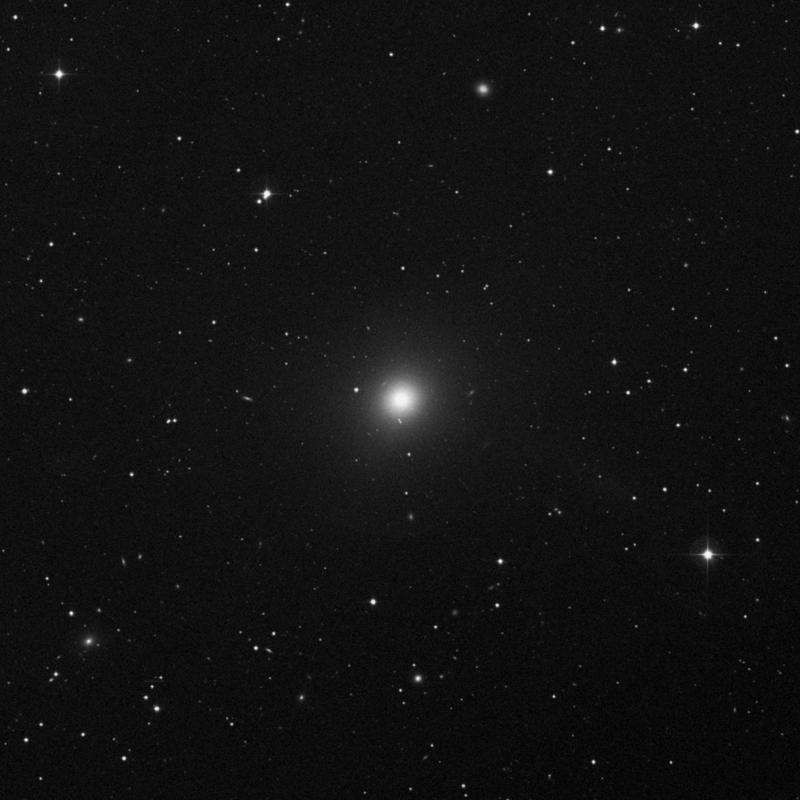 Image of Messier 89 - Elliptical Galaxy star