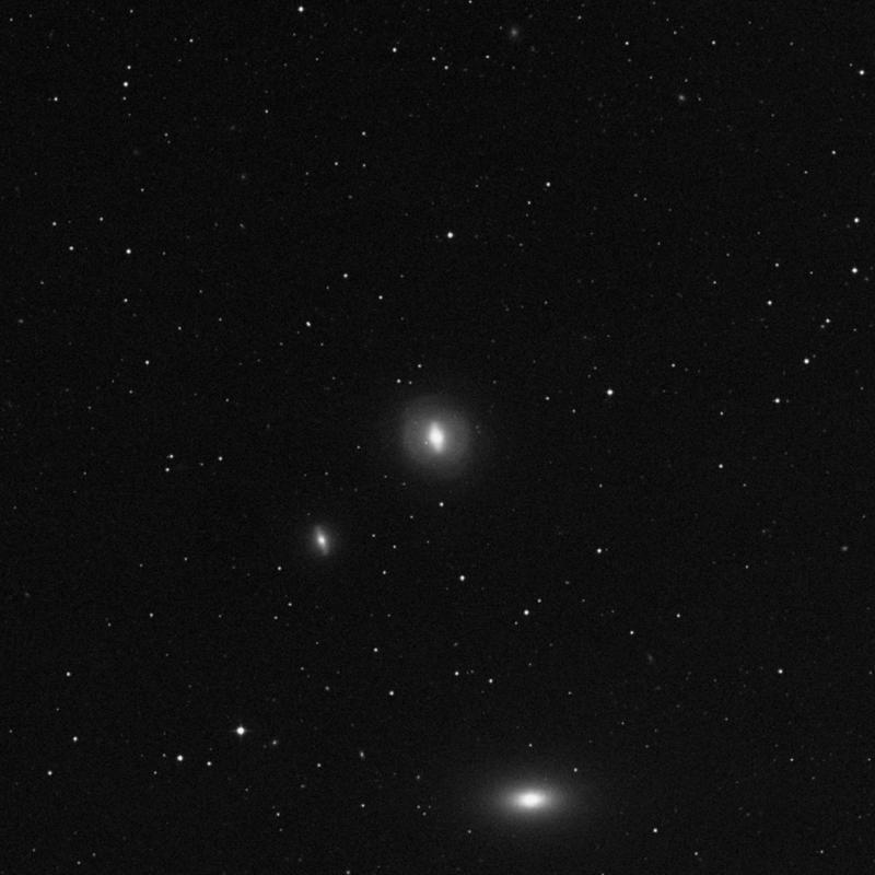 Image of NGC 4477 - Lenticular Galaxy star
