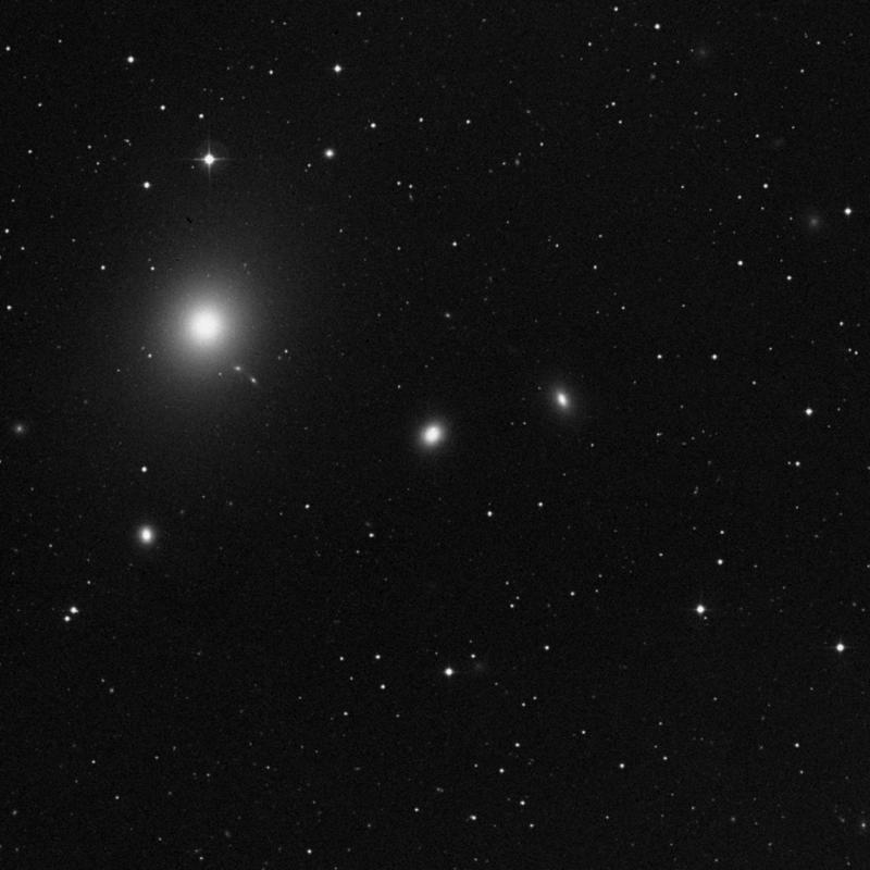 Image of NGC 4478 - Elliptical Galaxy star