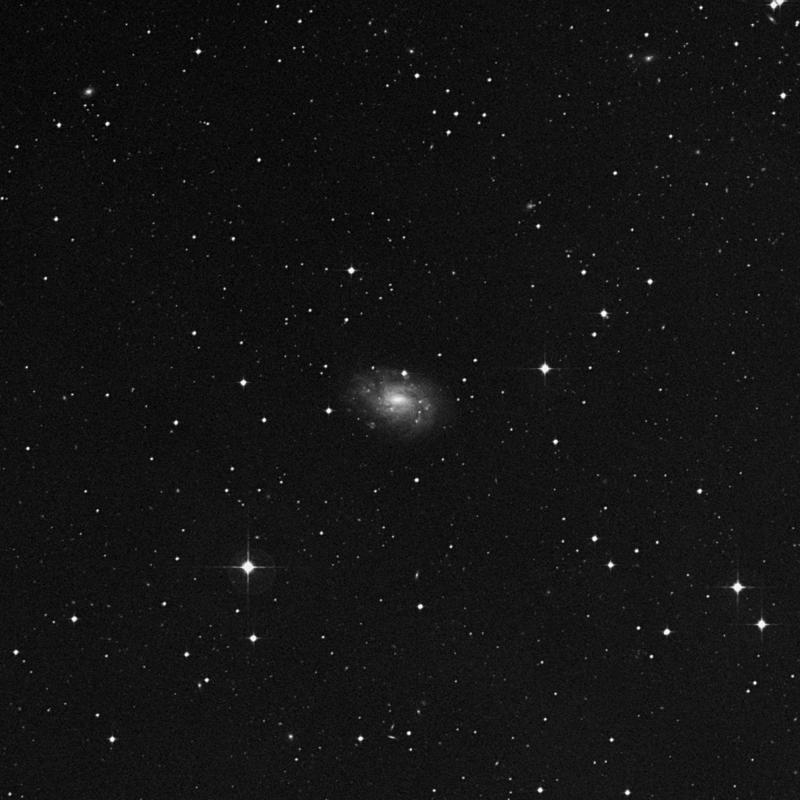 Image of NGC 4487 - Spiral Galaxy star