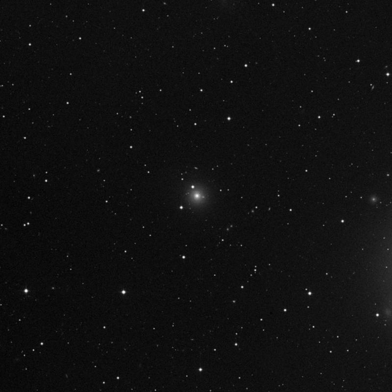 Image of NGC 4492 - Spiral Galaxy star