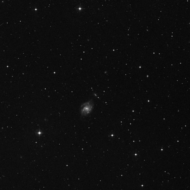 Image of NGC 4519A - Irregular Galaxy star