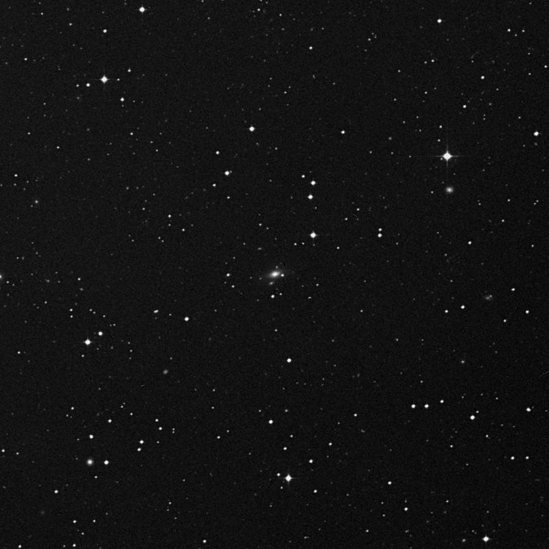 Image of NGC 4520 - Elliptical/Spiral Galaxy star