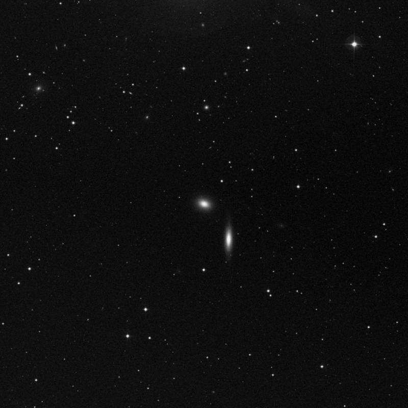 Image of NGC 4551 - Elliptical Galaxy star