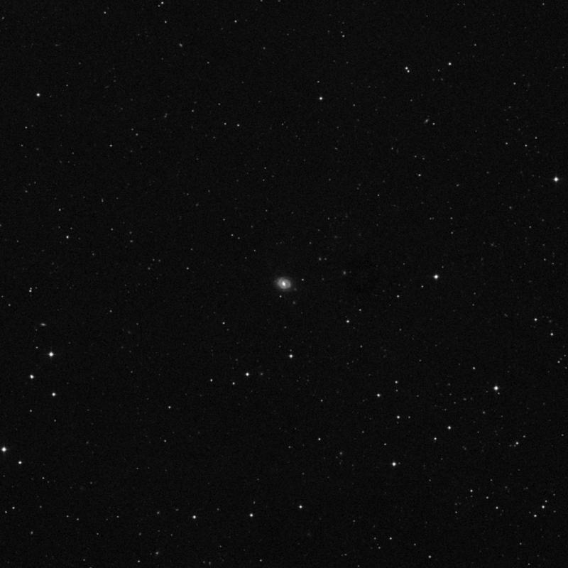 Image of NGC 4566 - Barred Spiral Galaxy in Ursa Major star