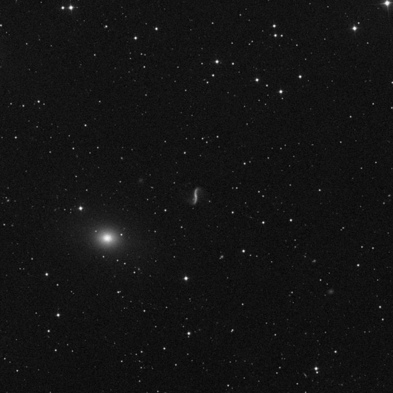 Image of NGC 4572 - Spiral Galaxy in Draco star