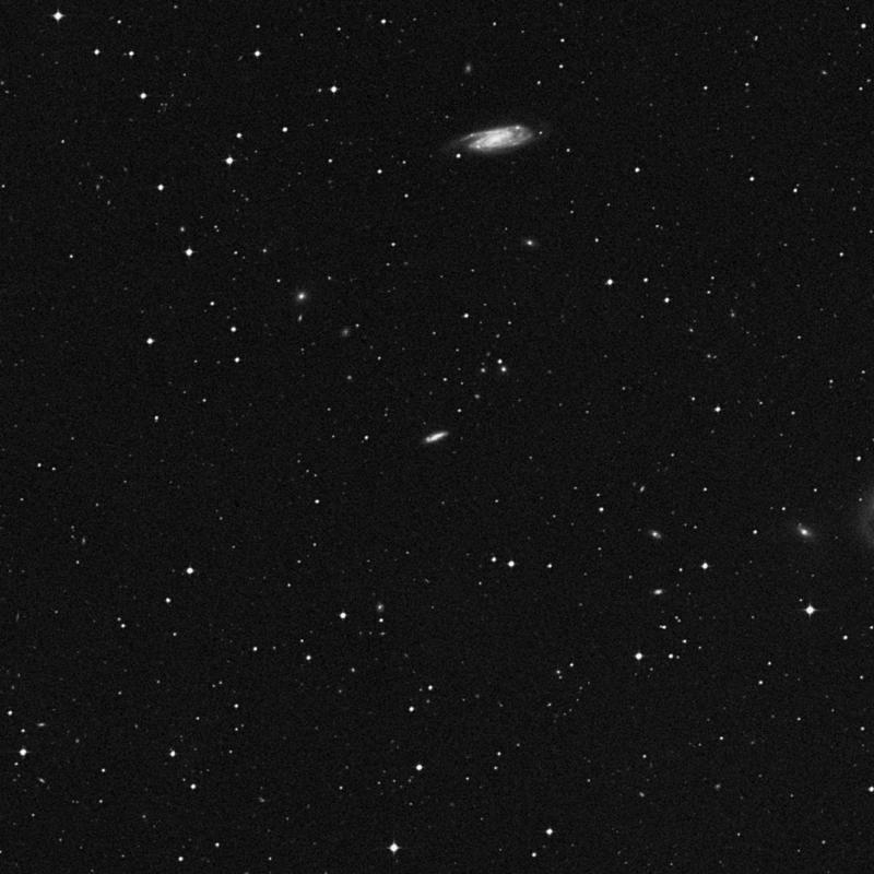 Image of NGC 4604 - Irregular Galaxy in Virgo star