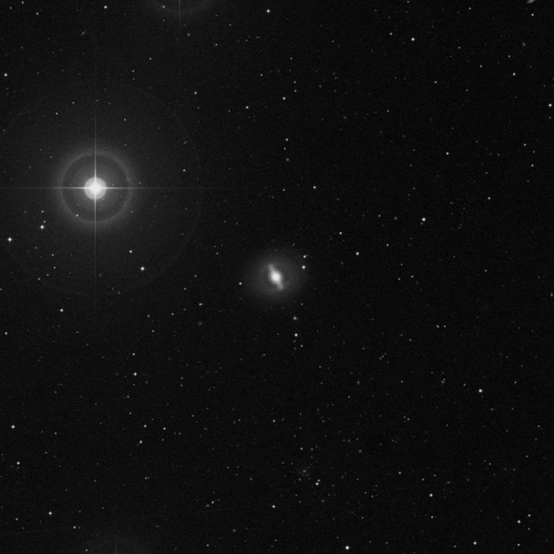 Image of NGC 4608 - Lenticular Galaxy star