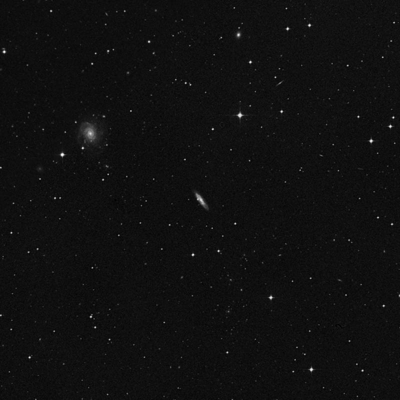 Image of NGC 4642 - Spiral Galaxy star