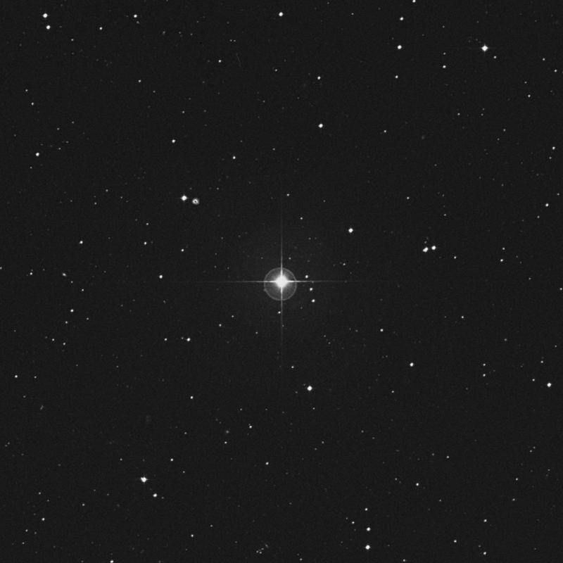 Image of HR72 star