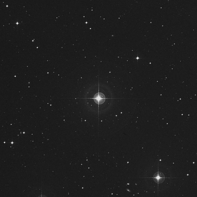 Image of HR115 star