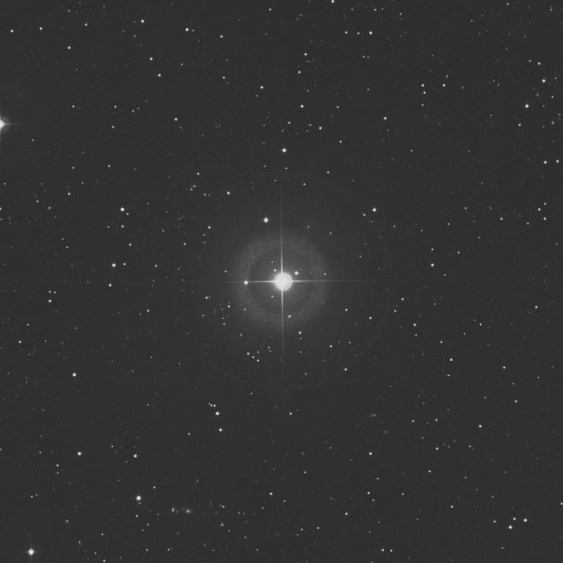 Image of 52 Piscium star