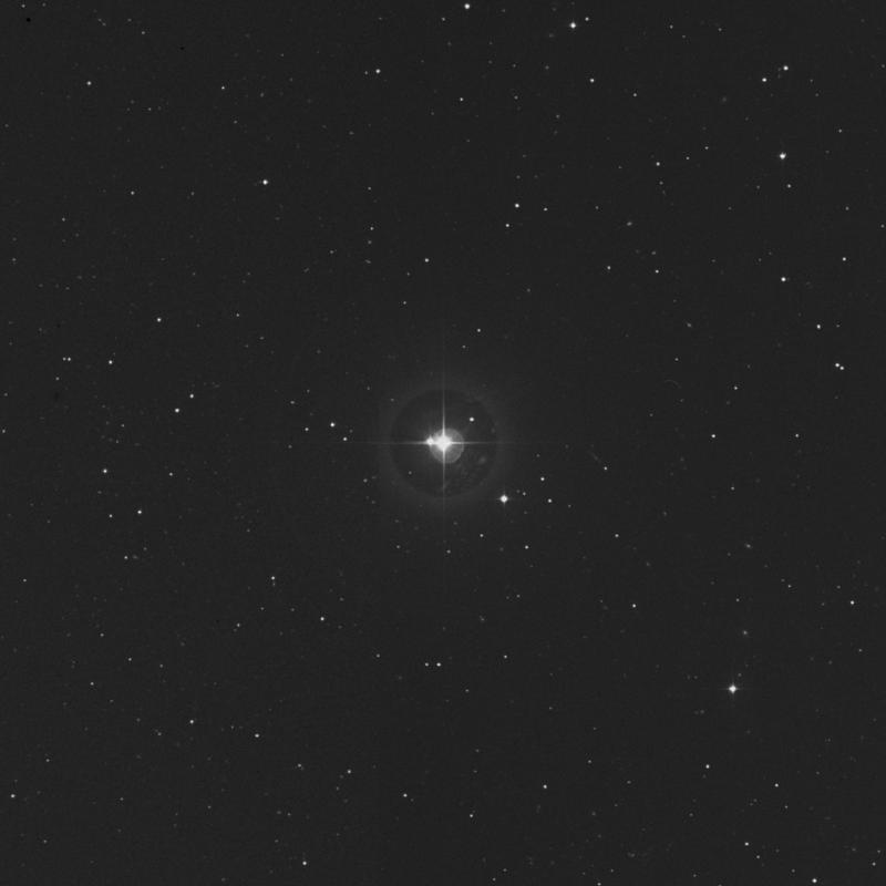 Image of 51 Piscium star