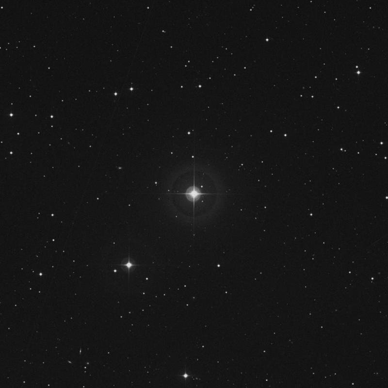 Image of 53 Piscium star