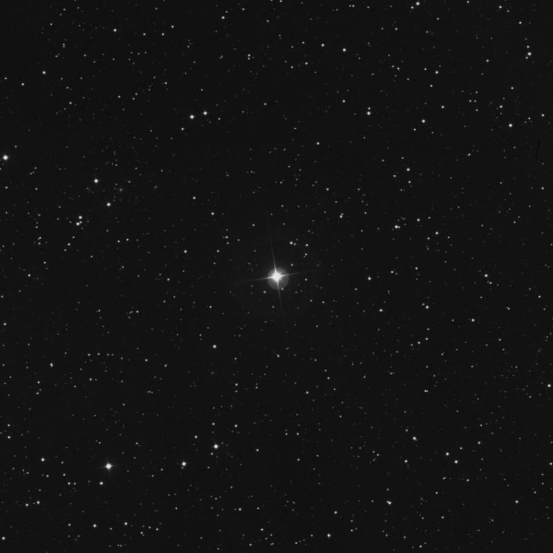 Image of HR158 star