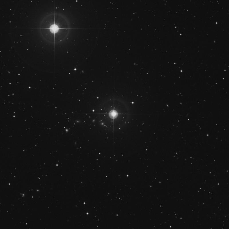 Image of 54 Piscium star