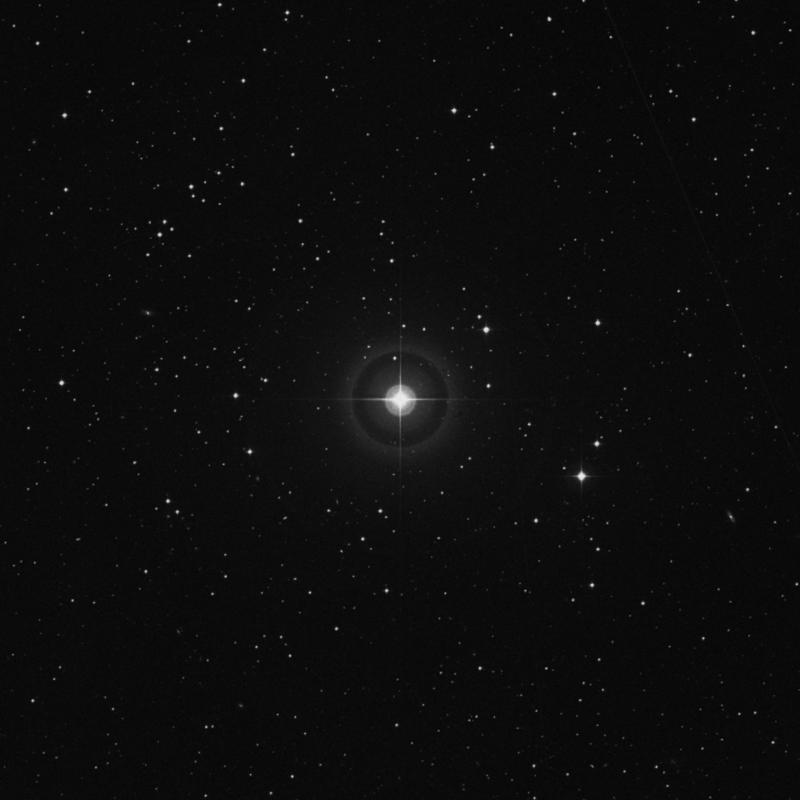Image of 60 Arietis star