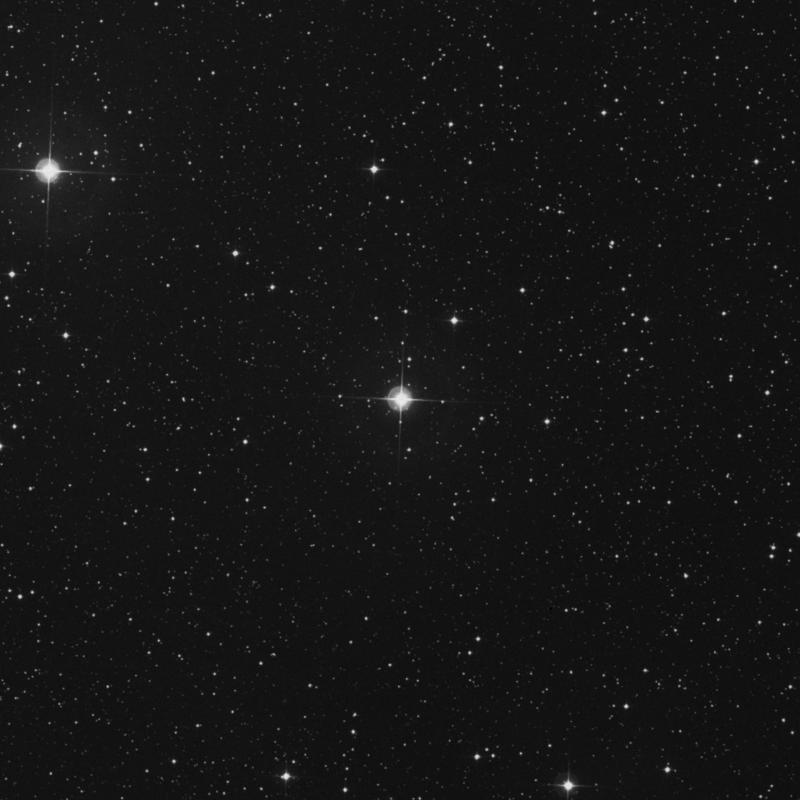 Image of HR1001 star