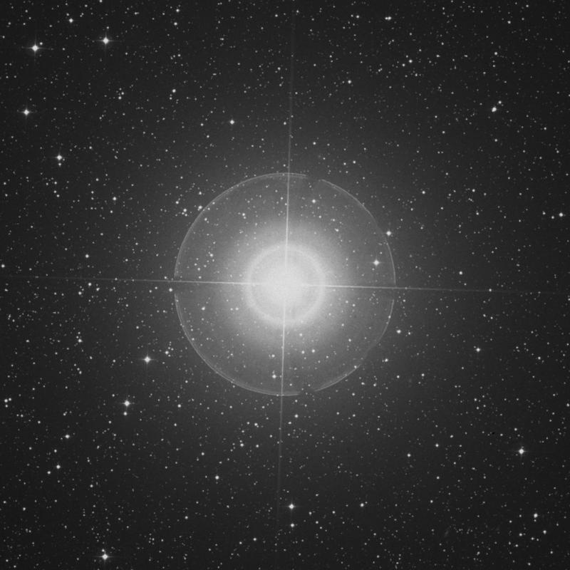 Image of Mirfak - α Persei (alpha Persei) star