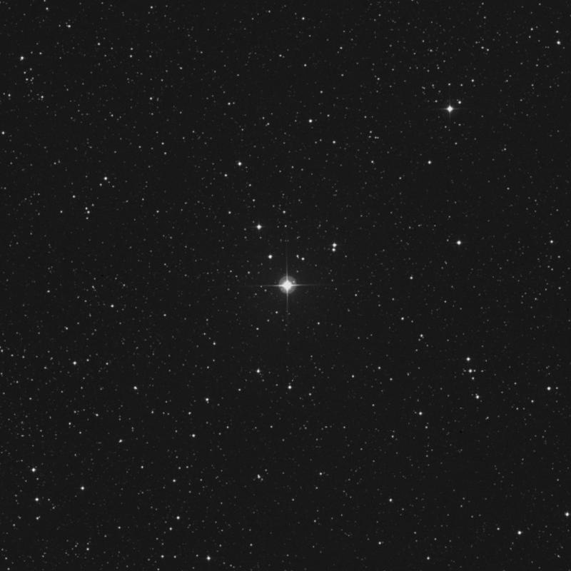 Image of HR1020 star