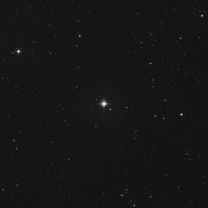 Image of HR1036 star