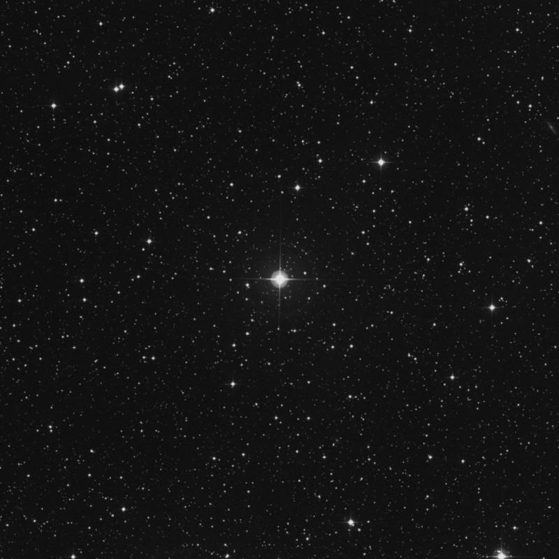Image of HR1037 star