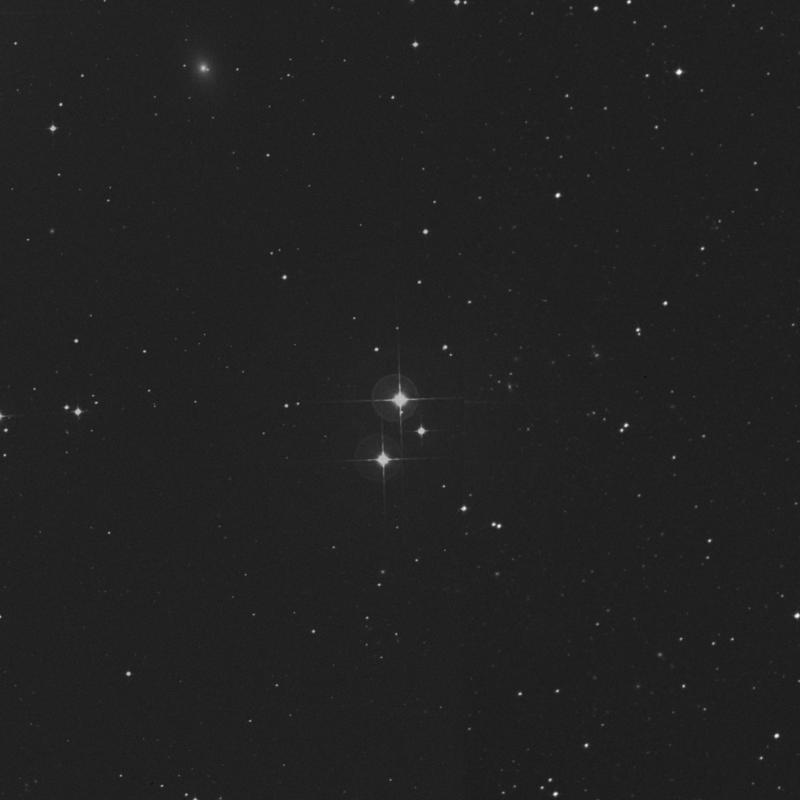 Image of χ1 Fornacis (chi1 Fornacis) star