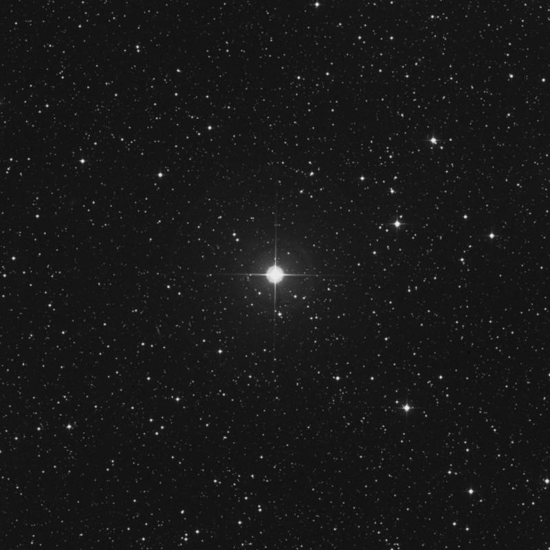 Image of 34 Persei star