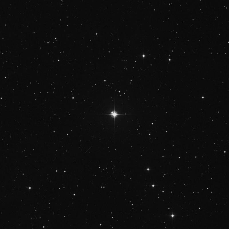 Image of 7 Tauri star