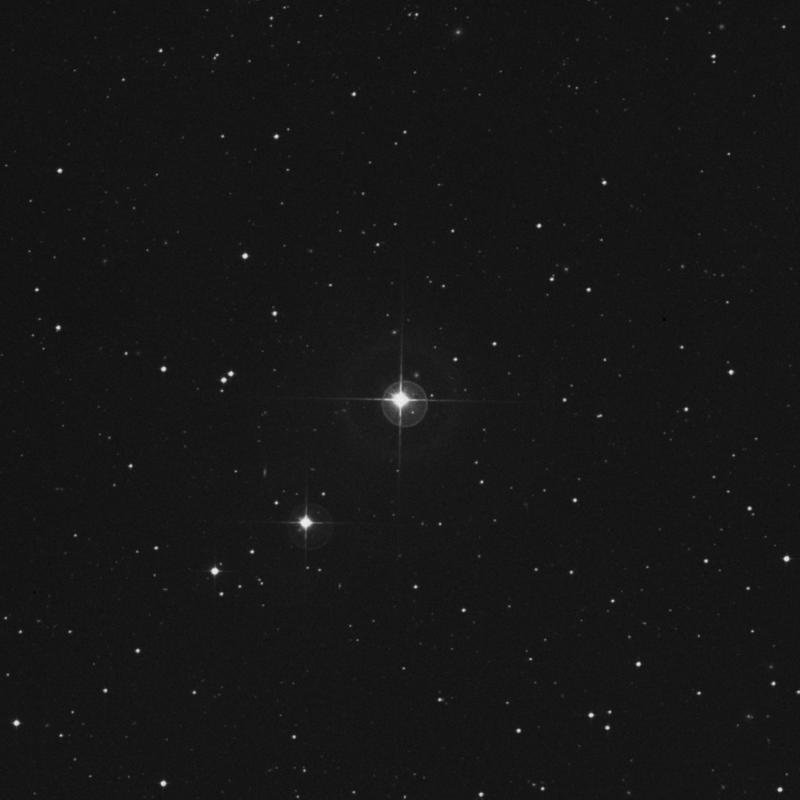 Image of τ Fornacis (tau Fornacis) star