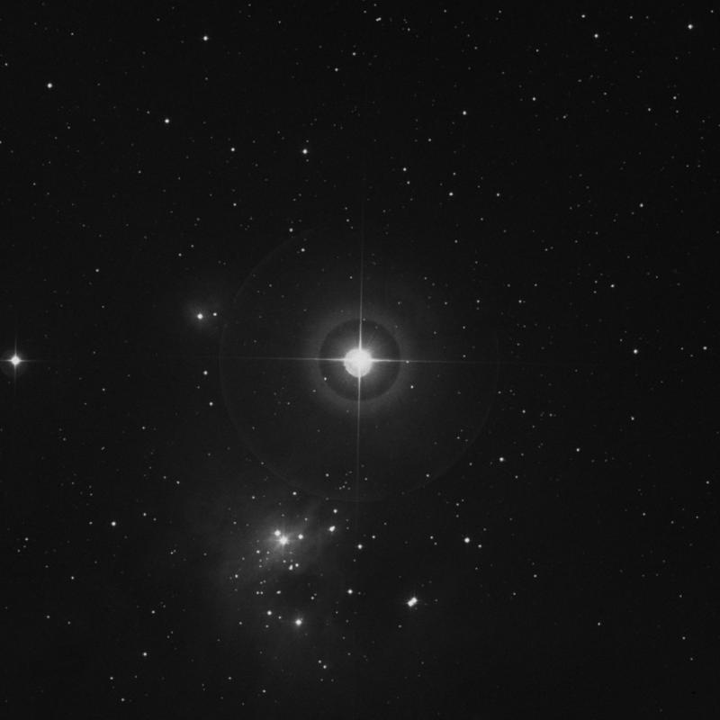Image of Atik - ο Persei (omicron Persei) star