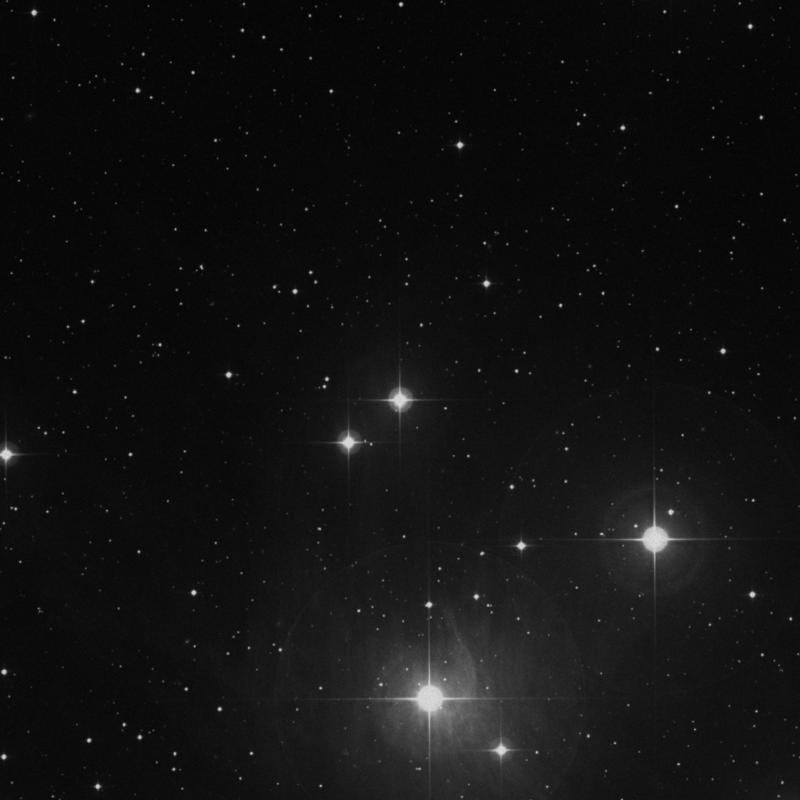 Image of Asterope - 21 Tauri star