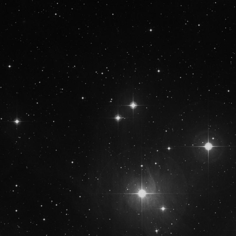 Image of 22 Tauri star